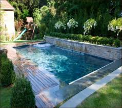 small backyard inground pool design 15 great small swimming pools
