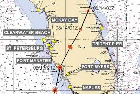Large Map Of Florida by Noaa News Online Story 2347