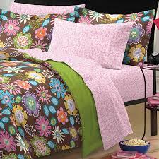 Bed Comforter Sets For Teenage Girls by Amazon Com My Room Boho Garden Ultra Soft Microfiber Girls