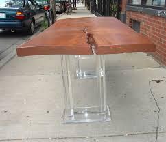 Lucite Dining Room Table Sleek And Elegant Looking Lucite Table U2014 Unique Hardscape Design