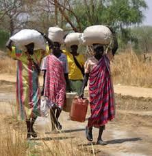 donne del Sudan