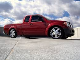 nissan frontier jacked up construction zone forum read first page1 mini truckin forums