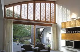 bespoke interior plantation hull shutter store