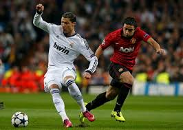 pertandingan Real Madrid vs Manchester United