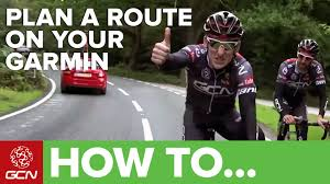 Mapping A Route by How To Plan A Route Using Your Garmin Youtube