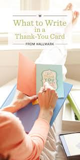 thanksgiving to boss thank you messages what to write in a thank you card hallmark