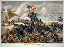 Second Battle of Fort Wagner