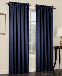 curtains and window treatments macy s sun zero grant solid room darkening poletop window treatment collection