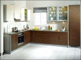 Kitchen Cabinet Decor Ideas by L Shaped Cabinets Plan Wam Garage Cottage An L Shaped Kitchen