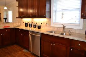 Kitchen Color Ideas With Cherry Cabinets Kitchen Kitchen Design Ideas Cherry Cabinets Holiday Dining