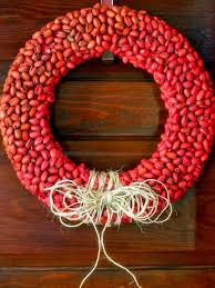 diy christmas door decorations hgtv