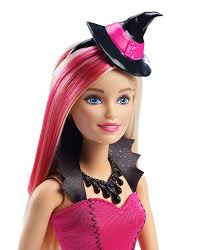 amazon com barbie halloween witch doll toys u0026 games