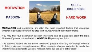 Reasons why some dissertation writers do not finish     SEC LINE Temizlik