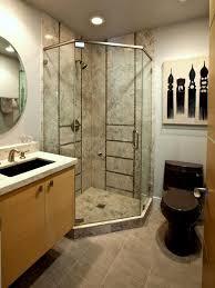 stone tile bathroom natural round pebble stone wall tile white