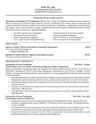 Writing A Summary For Resume 6 Sample Military To Civilian Resumes U2013 Hirepurpose