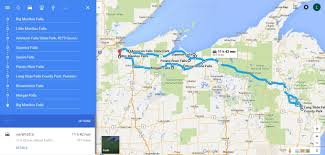 North Shore Chicago Map by The Ultimate Wisconsin Waterfalls Road Trip Is Right Here U2013 And