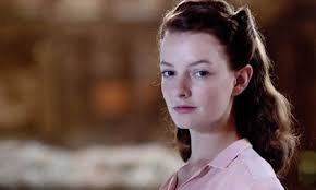 Dakota Blue Richards as Eve in Lightfields. Chilling drama ... Dakota Blue Richards as Eve in Lightfields. Photograph: ITV - Dakota-Blue-Richards-as-E-010
