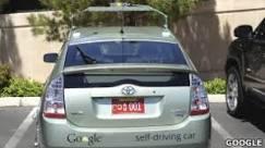 BBC Brasil - Notícias - Carro sem motorista do Google recebe ...