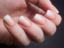 freehand nail art designs and french manicure gallery nail art