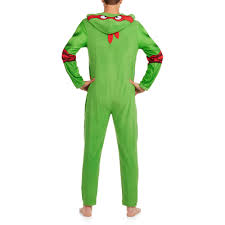 raphael halloween costume teenage mutant ninja turtle raphael one piece pajama walmart com