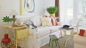 Photos Of Living Room by 20 Beautiful Beach Cottages Coastal Living