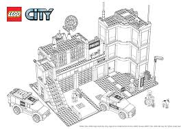 beautiful ideas lego city coloring pages 14 manificent design