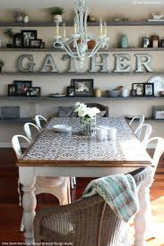 Chalk Paint Furniture Ideas by Best 25 Painted Tables Ideas Only On Pinterest Painted Table