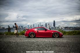 nissan 370z nismo youtube stanced bagged nissan 370z stanced cars pinterest nissan