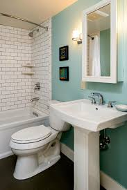5 creative solutions for small bathrooms hammer u0026 hand