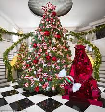 which kardashian has won the battle for best christmas tree