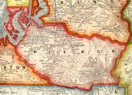 Map Of Washington Cities by Cram U0027s Superior Map Of Washington 1909 Washington Digital Map