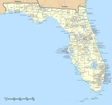 Boca Grande Florida Map by Detailed Map Of Florida My Blog
