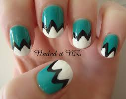 emejing easy nail designs to do at home for beginners images