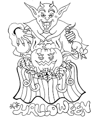 free halloween images scary halloween printable coloring pages coloring pages scary