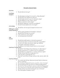 Informative Speech Essay Examples Easy Topics For Essays