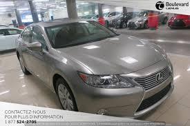 lexus canada second hand 2015 lexus es 350 premium 30 995 québec boulevard lexus