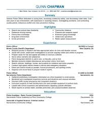 writing an objective on a resume are you a police officer looking for a new job one of the best one of the best preparations you can do is to create a police resume using a police officer resume template which includes