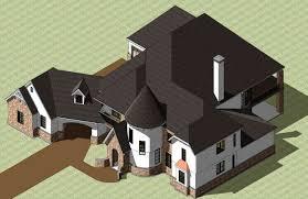 3 dimensional house plans house plans