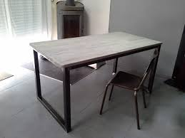 Table Basse Industrielle Pas Cher by Table A Manger Industrielle Pas Cher Collection Avec Table Manger