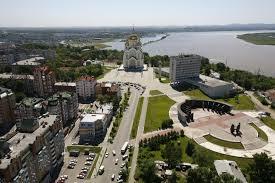 """""""Большая вода"""" заливает Хабаровск"""