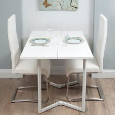 furniture inspiring ideas of space saving kitchen tables for