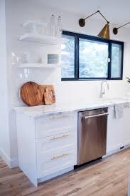 Ikea Kitchen Birch Our Kitchen Renovation Details Herringbone Backsplash Gray