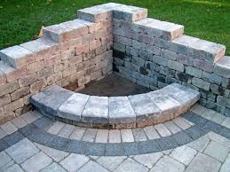 Fire Pit Pad by Keyhole Fire Pit Construction Firepit Finish 4 Jpg Misc