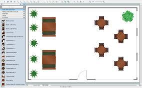 restaurant floor plans software design your restaurant and