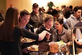 volunteer thanksgiving chicago november 23 2015 benedictine chicago catholic universities