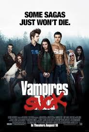 Mords-moi sans hésitation , Vampires Suck cover