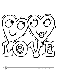 hearts love coloring woo jr kids activities