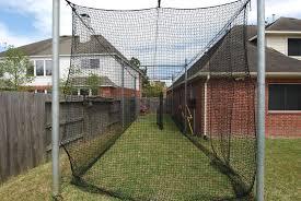 Original Backyard Baseball by Backyard Batting Cage Backyard Batting Cages The Uncomplicated