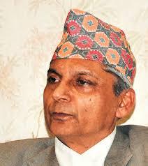KATHMANDU: Khil Raj Regmi Chairman of the Council of Ministers is leaving Kathmandu for New York today leading the Nepali delegation to the 68th Regular ... - Khil_raj_regmi_20130603092636