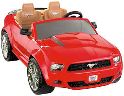 amazon com fisher price power wheels ford mustang toys u0026 games